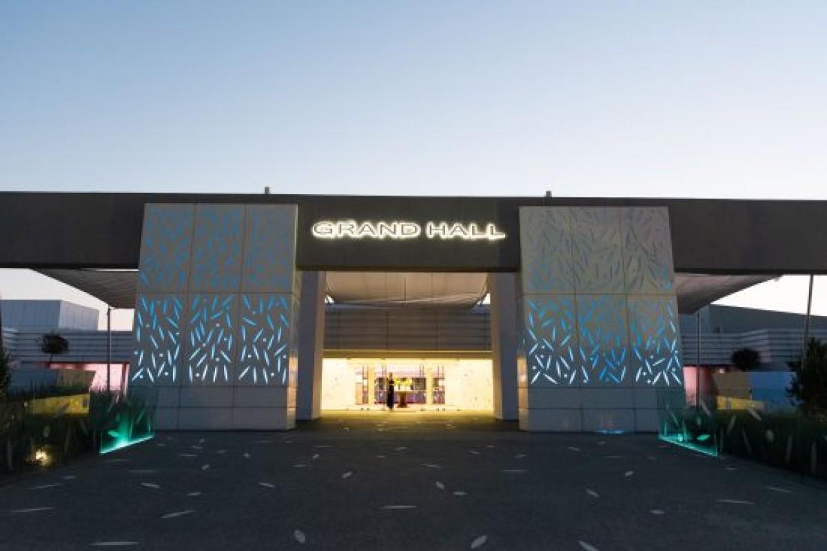 Grand Resort Lagonissi ( Conference Center )