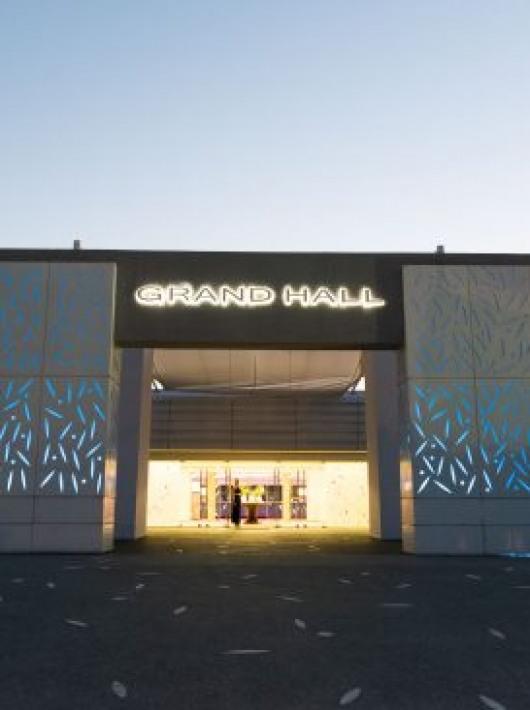 Grand Resort Lagonissi ( Συνεδριακό Κέντρο )